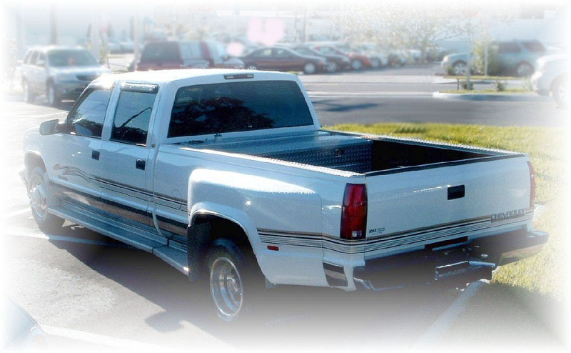 MARTIN´S RANCH Dually white