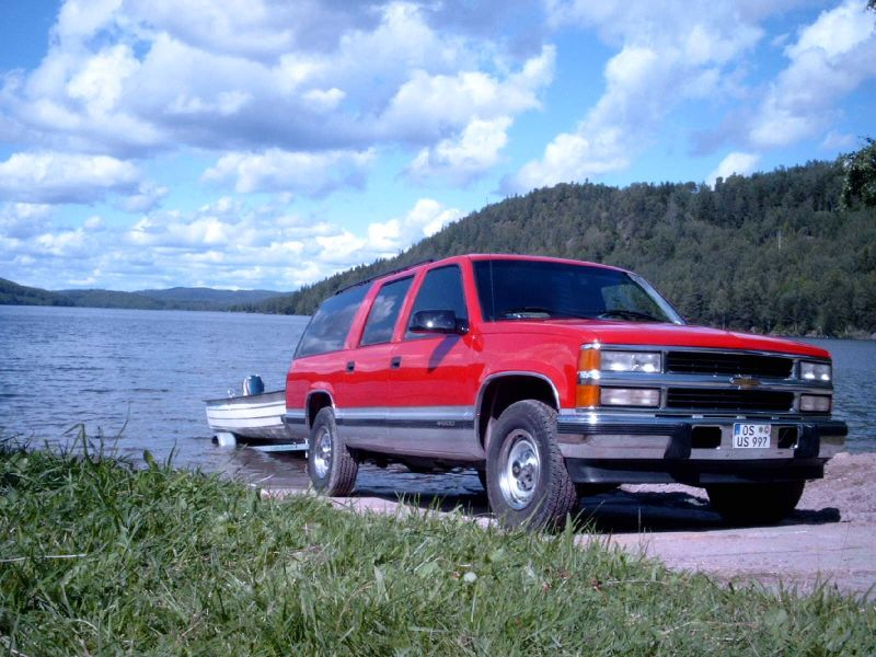 MARTIN´S RANCH Silverado red