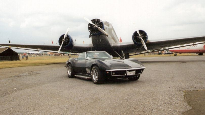 MARTIN´S RANCH Stingray plane