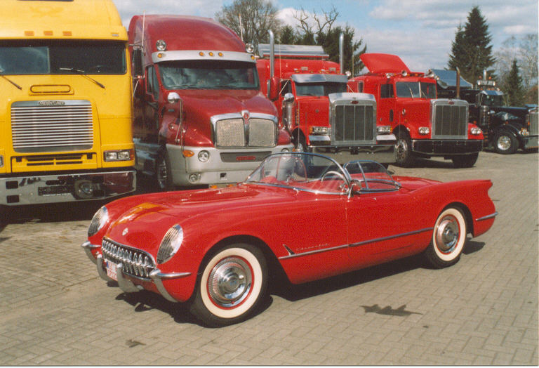 MARTIN´S RANCH Vette vs trucks