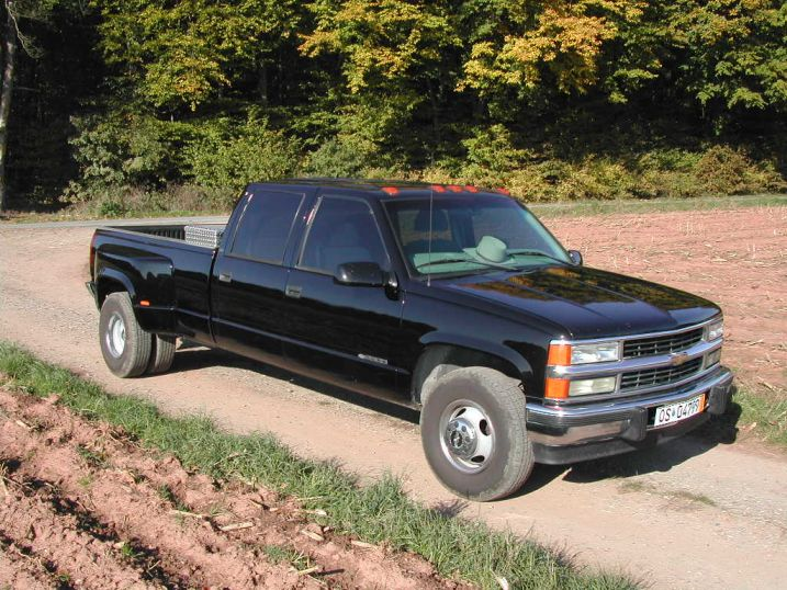 MARTIN´S RANCH balck Dually
