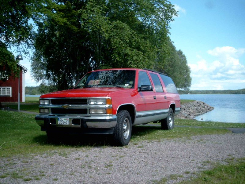 MARTIN´S RANCH red Suburban